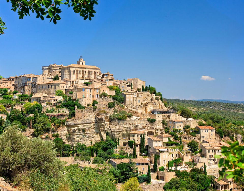 Location à Gordes